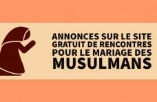 ite gratuit de rencontres pour le mariage des musulmans