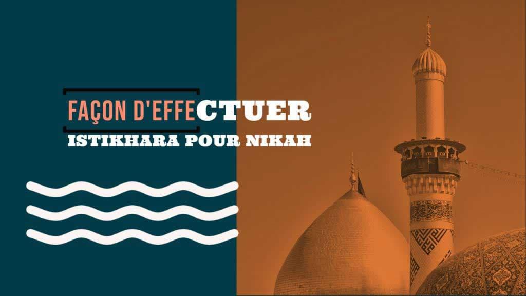 Istikhara pour Nikah