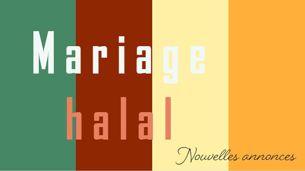6 annonces de mariage pour musulmans