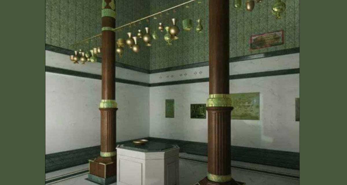 Qui peut entrer et à quoi ressemble l'intérieur de la Kaaba ?